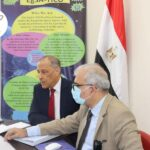 Egyptian Space Agency and NASA partnership on educational Nanosatellites project