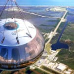 Space Perspective raises $7M for its space balloon tourism