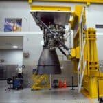 Aerojet Rocketdyne assembles its first AR1 rocket engine
