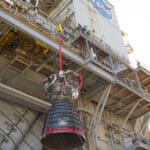 NASA to Begin New RS-25 Engine Test Series for Future Artemis Missions