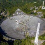 Puerto Rico to rebuild Arecibo telescope
