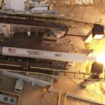 Northrop Grumman test-fires rocket motors for new Vulcan Centaur booster